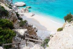 Cala Goloritze beach Stock Image