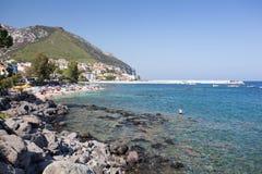 Cala Gonone beach, Sardinia Stock Image