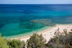Cala Gonone beach, Sardinia Stock Photo