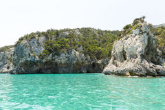 Cala Gonone Royalty Free Stock Photos