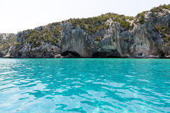 Cala Gonone Royalty Free Stock Images