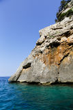 Cala Gonone Sardinia Stock Photo