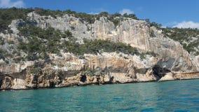 Cala lisine sicilia Zdjęcie Stock