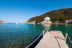 Cala Llonga, Eivissa Fotografia Stock