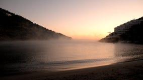 Cala llonga w Santa Eulalia, Ibiza zbiory