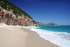 Cala Luna beach, Sardinia Stock Photos