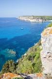 Cala Macarella Stock Images