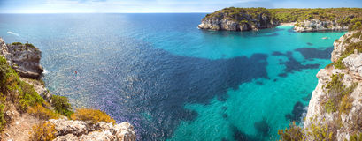 Free Cala Macarella On Menorca, Balearic Islands, Spain Stock Images - 61364994