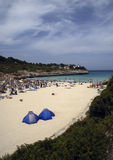 Cala Mandia Beach Royalty Free Stock Photos