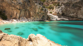 Cala mariolu Royalty Free Stock Photo