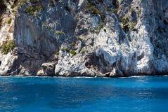 Cala Mariolu  - Sardinia Stock Photos