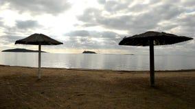 Cala Martina sull'isola di Ibiza, Isole Baleari, stock footage
