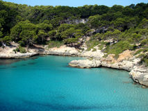 Free Cala Mitjana Menorca Stock Photo - 6293550