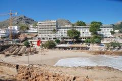 Cala Molins, Majorca obraz royalty free