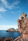 Cala Morell Stock Photo