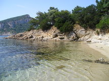 Cala moresca sardinia Royalty Free Stock Photo