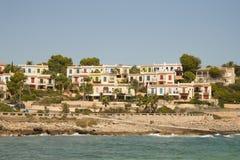 Cala Murada resort Stock Image