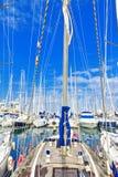 Cala, Palermo Royalty Free Stock Photo