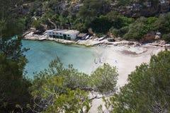 Cala Pi coast Mallorca stock images