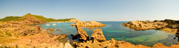 Cala pregonda Stock Photos