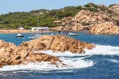Cala Pregonda, Menorca, Spain Royalty Free Stock Images