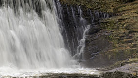 Cala principal de Vickery de la cascada @ Imágenes de archivo libres de regalías