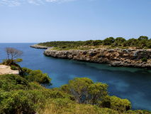 Cala-PU Mallorca Lizenzfreie Stockfotos