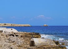 Cala Ratjada on Majorca Royalty Free Stock Images