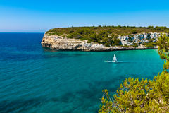 Cala Romantica Photo stock