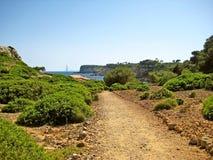 Cala s'Almunia / Cala des Moro, Majorca Royalty Free Stock Image