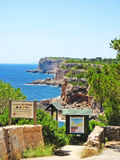 Cala s'Almunia / Cala des Moro, Majorca Royalty Free Stock Images