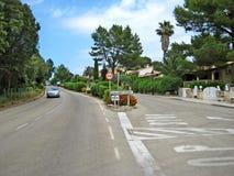Cala Sant Vicenc, Majorca Stock Image