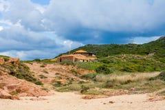 Cala Sarraina, Sardinia Stock Image