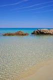 Cala Sinzias, Castiadas, Sardinia, Italy Stock Photography