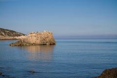 Cala Xarraca, Ibiza, Spain Royalty Free Stock Photo