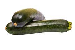 Calabacín del calabacín Fotografía de archivo