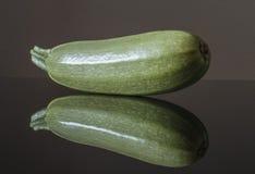 Calabacín verde imagen de archivo