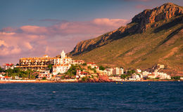 Calabardina village III Murcia, Spain Royalty Free Stock Photo