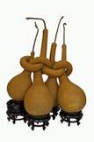 Calabashes secados Foto de Stock