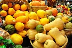 Calabaza amarilla Imagen de archivo