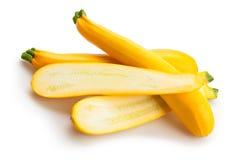 Calabaza amarilla fotografía de archivo libre de regalías