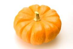 Calabaza anaranjada Imagenes de archivo