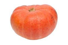 Calabaza anaranjada fresca Foto de archivo