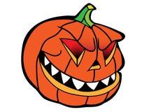 Calabaza de Halloween Fotos de archivo libres de regalías