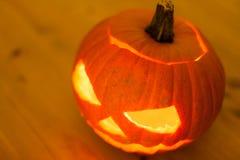 Calabaza 4 de Halloween Foto de archivo libre de regalías