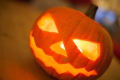 Calabaza 3 de Halloween Fotos de archivo