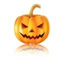 Calabaza de Halloween para usted diseño Fotografía de archivo libre de regalías