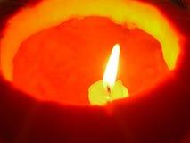 Calabaza de Víspera de Todos los Santos Imagen de archivo libre de regalías