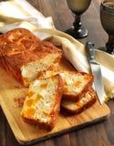 Calabaza del Butternut y pan del queso Feta Fotos de archivo