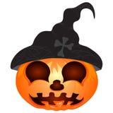 Calabaza para Halloween Foto de archivo